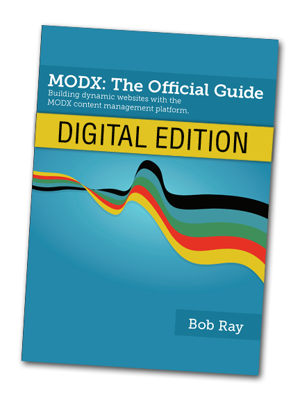 Modx the official guide